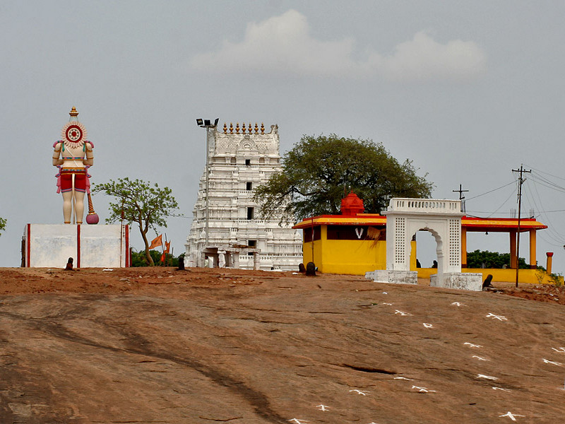 hyderabad-keesaragutta-temple